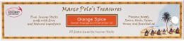 Incense Sticks Orange Spice