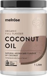 Coconut Oil Full Flavour 1L