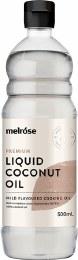 Coconut Oil Liquid 500ml