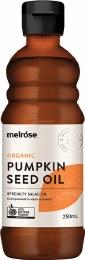 Pumpkin Seed Oil Organic 250ml