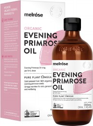 Evening Primrose Oil Organic 200ml