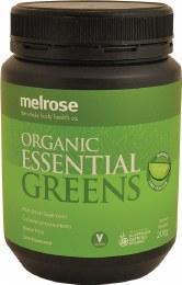 Essential Greens Organic 200gm