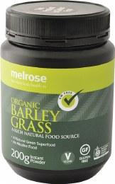 Barley Grass Powder Organic 200gm