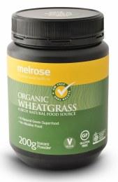 Wheatgrass Powder Organic 200gm