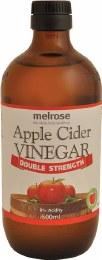 Apple Cider Vinegar Double Strength 500ml