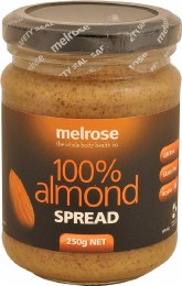 Almond Spread 250gm