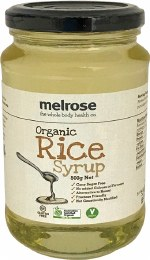 Rice Syrup Organic 500gm