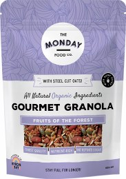Gourmet Granola Fruits of the Forest 800gm