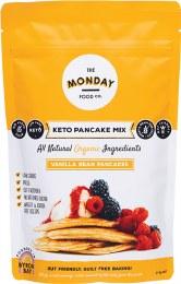 Keto Pancake Mix Vanilla Bean 215gm