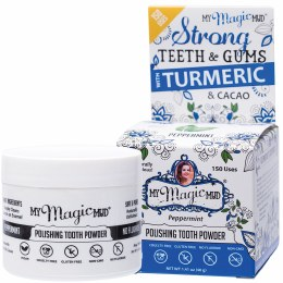 Polishing Tooth Powder Peppermint 40gm