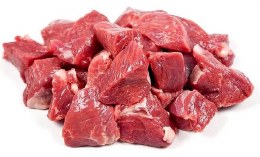 Lamb Diced (leg) 500gm