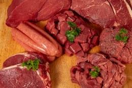 Beef 8.5kg Large Pack