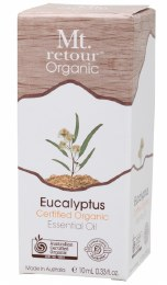 Essential Oil (100%) Eucalyptus 10ml