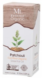 Essential Oil (100%) Patchouli 10ml