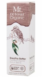 Essential Oil (100%) Breathe Better Blend (Roll-on) 10ml