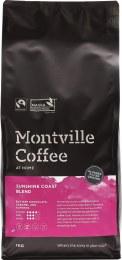 Coffee Ground (Plunger) Sunshine Coast Blend 1kg