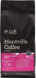 Coffee Ground (Espresso) Sunshine Coast Blend 1kg