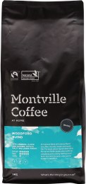 Coffee Whole Beans Woodford Blend 1kg
