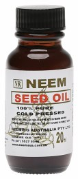 Neem Seed Oil 100% Pure & Cold Pressed 20ml