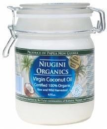 Virgin Coconut Oil 100% Pure 650ml