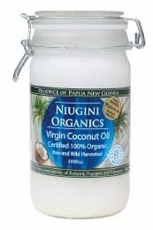 Virgin Coconut Oil 100% Pure Large 1L