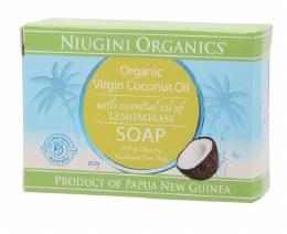 Soap Coconut Oil - Lemongrass 100gm