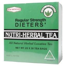 Herbal Tea Bags Dieter's Tea - Regular 30 Bags