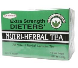 Herbal Tea Bags Dieter's Tea - Extra Strength 15 Bags