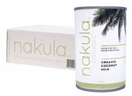 Coconut Milk Carton of 12 12x400gm