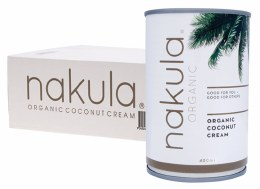 Canned Coconut Cream Carton of 12 12x400gm