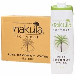 Coconut Water Carton of 12 12x1L