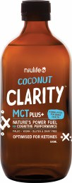 Coconut MCT Plus+ Clarity 500ml