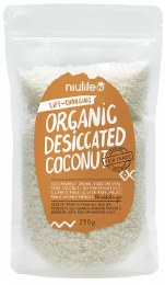 Desiccated Coconut 250gm