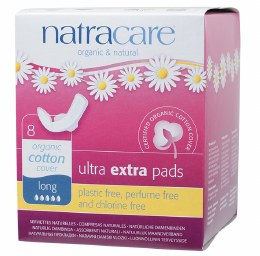 Ultra Extra Pads Long (Wings) 8