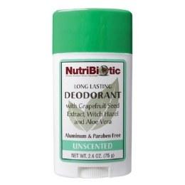Deodorant Stick Unscented 75gm