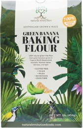 Gluten Free Banana Baking Flour From Cavendish Bananas 500gm