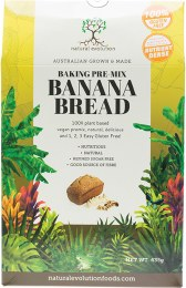 Banana Bread Mix 435gm