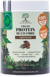 Vegan Protein Multi-Fibre Chocolate 400gm