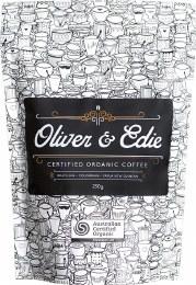 Coffee Beans Certified Organic 250gm