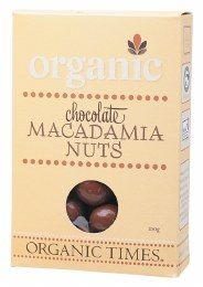 Chocolate Macadamia Nuts Milk Chocolate 150gm