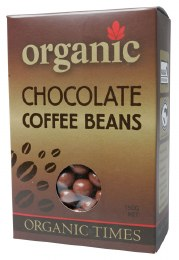 Chocolate Coffee Beans Milk Chocolate 150gm