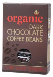 Chocolate Coffee Beans Dark Chocolate 150gm