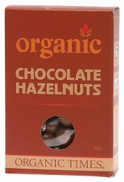 Chocolate Hazelnuts Milk Chocolate 150gm