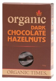 Chocolate Hazelnuts Dark Chocolate 150gm
