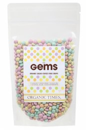 Chocolate (Organic) Little Gems 500gm