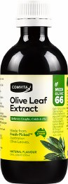 Olive Leaf Extract Natural (Medi Olive 66) 200ml