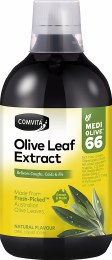Olive Leaf Extract Natural (Medi Olive 66) 500ml