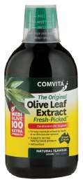 Olive Leaf Extract Extra Strength (Medi Olive 100) 500ml