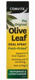 Olive Leaf Extract Oral Spray (Medi Olive 66) 20ml