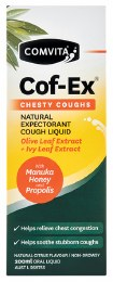 Olive Leaf Extract Cof-Ex Chesty Cough Liquid 200ml